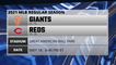 Giants @ Reds Game Preview for MAY 18 -  6:40 PM ET