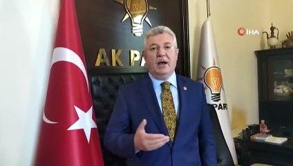 """AK Parti Grup Başkanvekili Muhammet Emin Akbaşoğlu: """"CHP, HDP ve İYİ Parti'nin parlamenter sisteme geri dönülmesi talepleri çerçevesinde HDP'ye bakanlık teklifi aslında Türkiye'nin yönetimini, ASALA'nın yerini alan PKK'nın sözcüsü HDP'ye tes"""