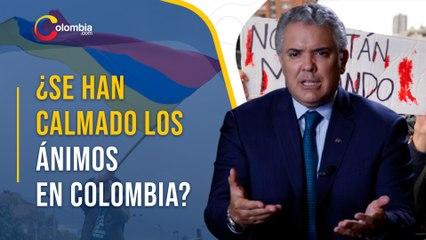 Protestas en Colombia no paran a pesar de intentos de Iván Duque por alcanzar una negociación