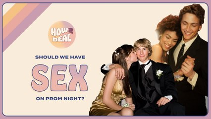 Is Everyone Really Having Sex on Prom Night?