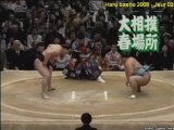 Haru Basho 2008  Day 2  SUMO LITE - Matches ONLY Xvid