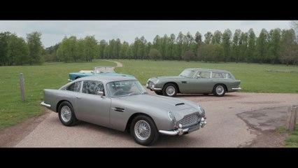 Unique Aston Martin DB5 Vantage collection for sale