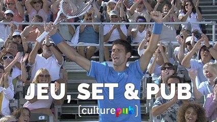 Compilation Culture Pub special TENNIS - Jeu, Set et Pub
