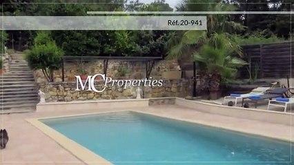 Maison à vendre à Tourrettes (83) avec MC Properties