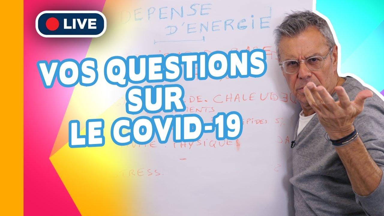 ▶ Covid-19 : Confinement, hôpitaux, symptomes, soins… Un point sur la situation