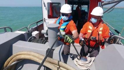 Actus : Les sauveteurs en mer traquent la groseille… de mer ! - 02 Juin 2021