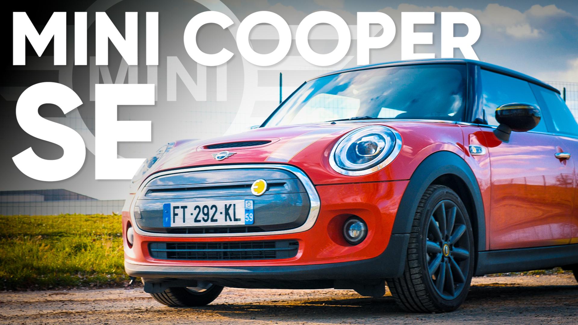 8 mois en Mini Cooper SE : ce que j'ai appris sur les voitures électriques