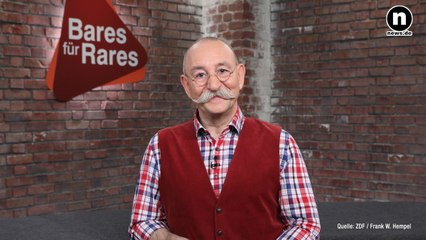 """""""Bares für Rares"""": SO sieht Horst Lichter nicht mehr aus"""