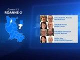 Canton 12 : Roanne 2 - Élections départementales 2021 - TL7, Télévision loire 7