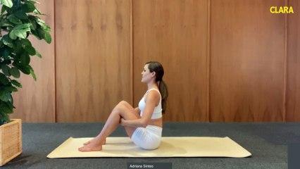 Clase de Pilates para cambiar tu cuerpo con Adriana Sintes