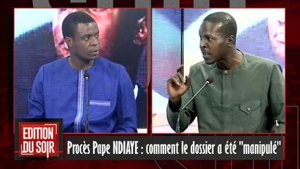 """Procès Pape NDIAYE : comment le dossier a été """"manipulé"""" - Edition du Soir"""