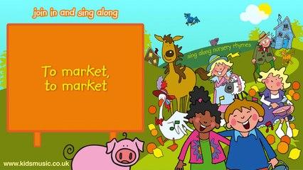 Kidzone - To Market, To Market