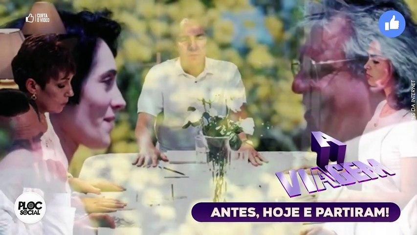 COMO ESTÃO OS ATORES DA NOVELA A VIAGEM • ANTES, HOJE, Connect Video