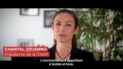 La CNDP - Ma parole a du pouvoir