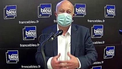 Daniel Cueff, candidat Bretagne ma vie aux élections régionales