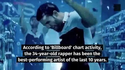 Drake Named Artist of the Decade at 2021 'Billboard' Music Awards
