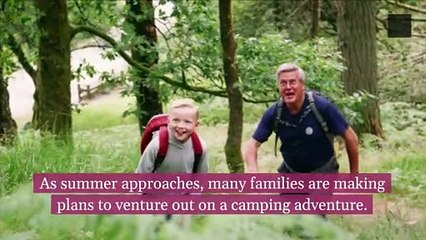How to Safely Go Camping With Your Kids