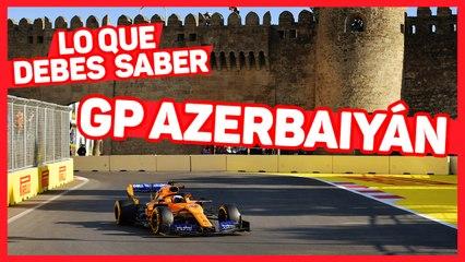 Claves del Gran Premio de Azerbaiyán de F1 2021