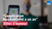 L'application TousAntiCovid a un an - Le billet de Willy Rovelli