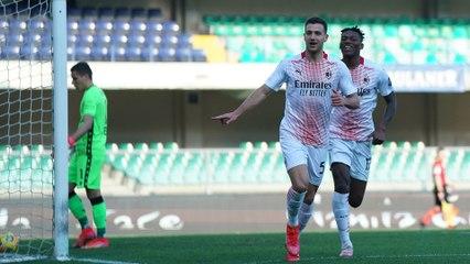 Hellas Verona-Milan, Serie A 2020/21: la partita