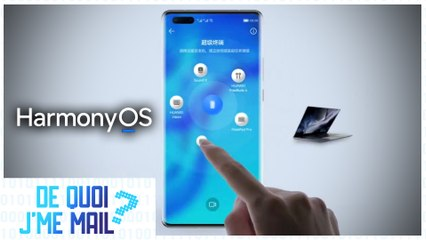 Pourquoi Huawei présente-t-il Harmony OS pour ces smartphones ? DQJMM (1/2)
