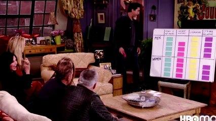 'Friends' reunion reveals a major secret