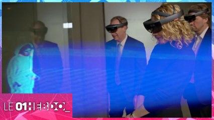 01Hebdo #314 : HoloLens : l'hologramme partagé