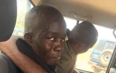 Les images de l'arrestation de Boy Djiné : un véritable film hollywoodien