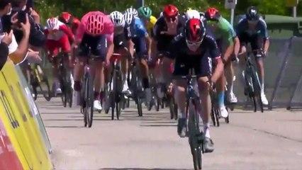 Cycling - Critérium du Dauphiné 2021 - Geraint Thomas wins stage 5