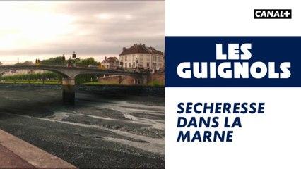 Sécheresse dans la Marne - Les Guignols - CANAL+