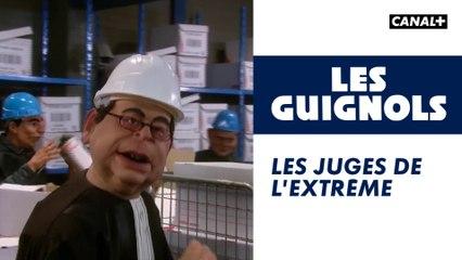 Les juges de l'extrême - Les Guignols - CANAL+