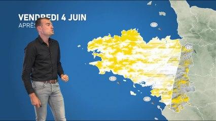 Illustration de l'actualité La météo de votre vendredi 4 juin 2021