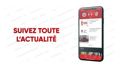 La nouvelle application mobile débarque !