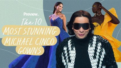 The 10 Most Stunning Michael Cinco Gowns Worn by Celebrities   Preview 10   PREVIEW