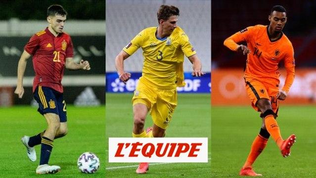 Les dix pépites à suivre pendant la compétition - Foot - Euro