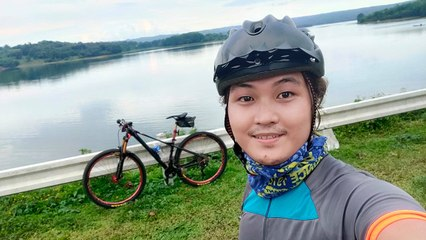 This travel junkie started biking to cure his wanderlust amid pandemic