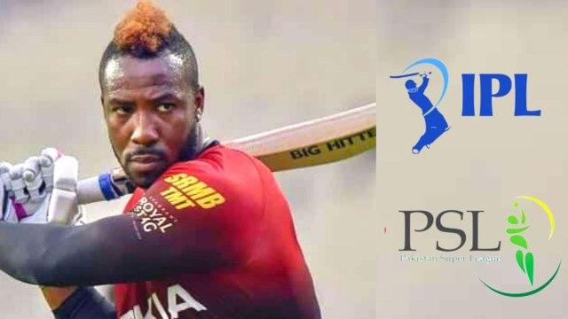 IPL ಗಿಂತ PSL ಸೂಪರ್ ಎಂದ ರಸೆಲ್   Oneindia Kannada