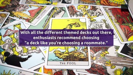 How to Start With Tarot Cards