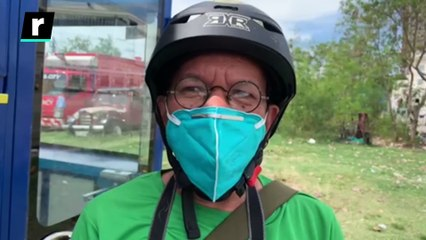 Manila in a Minute: Everyday is Bike Day in the Metro