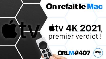 Apple TV 4K 2021, premier verdict avec PP Garcia !⎜ORLM-407