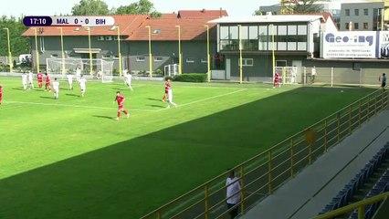 RELIVE: U21 Malta v U21 Bosnia 04.06.2021