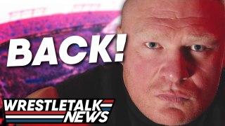 Brock Lesnar WWE Return SOON?! Chris Jericho Contract EXPIRES! | WrestleTalk