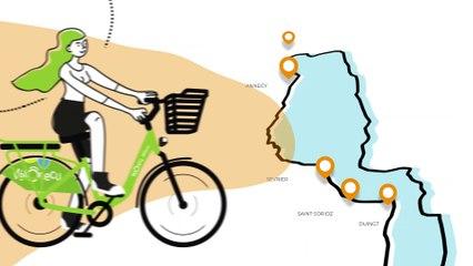 Le plan Mobil'Eté du Grand Annecy