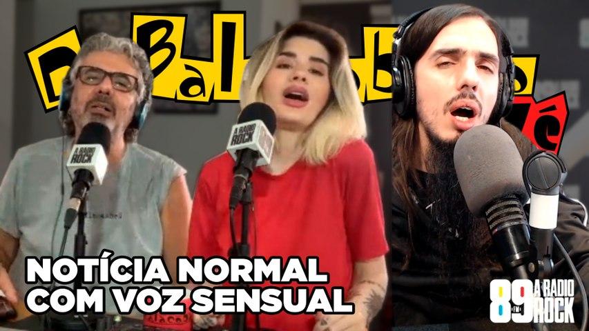 Do Balacobaco 2.Zé - Notícias Com Voz Sensual 04/06/2021