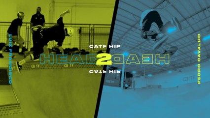 Head 2 Head: Luiz Francisco Vs. Pedro Carvalho on the CATF Hip