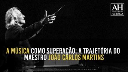 A INCRÍVEL TRAJETÓRIA DO PIANISTA E MAESTRO JOÃO CARLOS MARTINS!