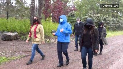 Staff of mass shooting public inquiry visit Portapique, N.S.