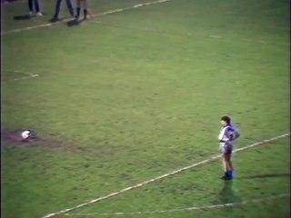 05/06/85 : FCR - SRFC : tir au but Alain Doaré (6-7)