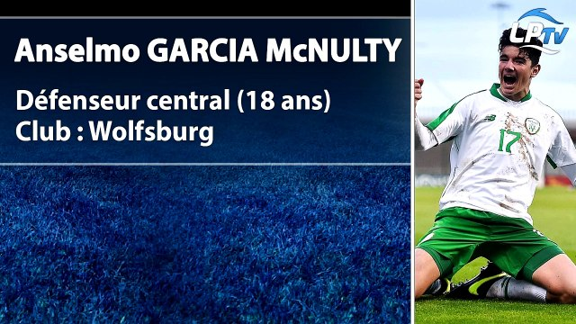 Mercato OM : présentation d'Anselmo Garcia McNulty