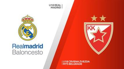 EB ANGT Finals Valencia Highlights: Madrid 83-71 Zvezda